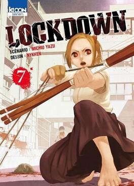 Couverture du livre : Lockdown, tome 7