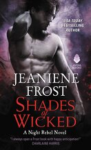 Night Rebel, Tome 1: Shades of Wicked