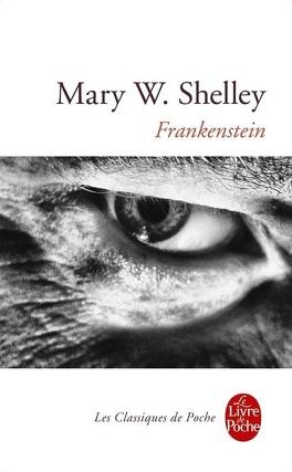 Couverture du livre : Frankenstein