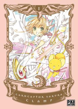 Couverture du livre : Card Captor Sakura, Volume 1 (Édition Nakayoshi 60th Anniversary)
