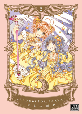 Couverture du livre : Card Captor Sakura, Volume 2 (Édition Nakayoshi 60th Anniversary)
