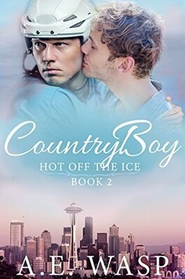 Couverture du livre : Hot off the Ice, Tome 2 : Country Boy