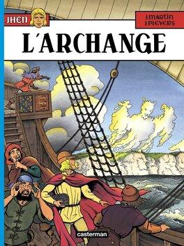 Couverture du livre : Jhen, Tome 9 : L'Archange