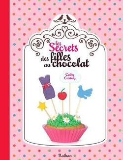 Couverture de Les Secrets des filles au chocolat