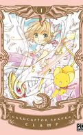 Card Captor Sakura, Volume 1 (Édition Nakayoshi 60th Anniversary)