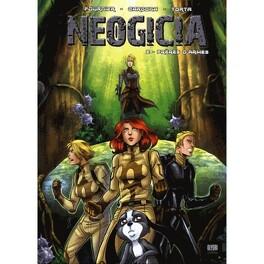 Couverture du livre : Néogicia, Tome 2 : Frères d'armes