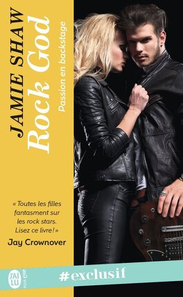Couverture du livre : Passion en backstage, Tome 1 : Rock God