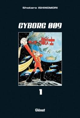 Couverture du livre : Cyborg 009, tome 1