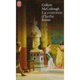 Couverture du livre : Les Maîtres de Rome, Tome 2 : La Couronne d'Herbe