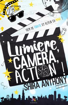 Couverture du livre : Lumière, Caméra, Action !