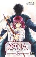 Yona - Princesse de l'Aube, tome 24