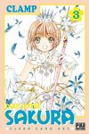 couverture Card Captor Sakura - Clear Card Arc, Tome 3