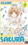 Card Captor Sakura - Clear Card Arc, Tome 3