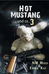 couverture Hot Mustang and co…, Tome 3