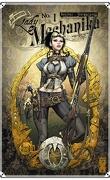 Lady Mechanika, Tome 1 : Le Mystère du corps mécanique