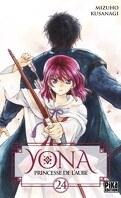 Yona, princesse de l'aube, Tome 24