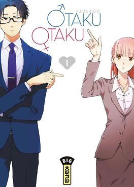 Couverture du livre : Otaku Otaku, Tome 1