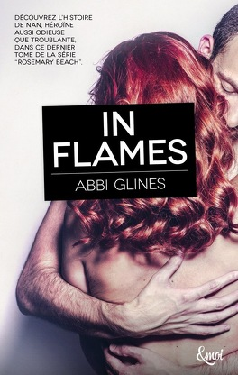 Couverture du livre : Rosemary Beach, Tome 14 : In flames
