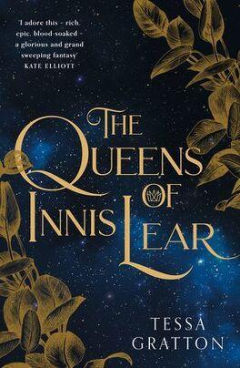 Couverture du livre : The Queens of Innis Lear