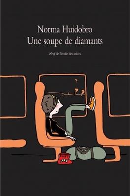 Couverture du livre : Une soupe de diamants