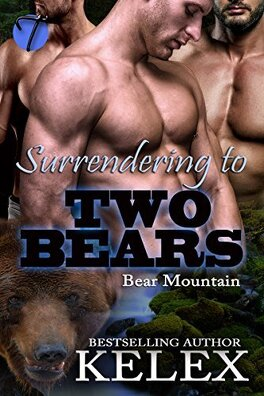 Couverture du livre : Bear Mountain, Tome 8 : Surrendering to Two Bears