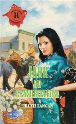 Couverture du livre : Belles du Texas, Tome 3 : Jade ou l'Ensorceleuse