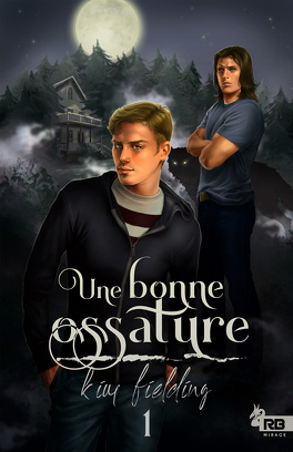 Couverture du livre : Bones, Tome 1 : Une Bonne Ossature