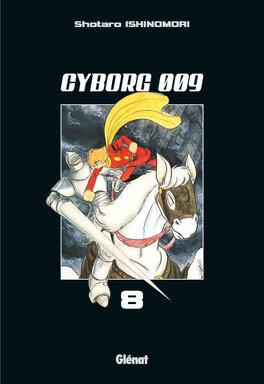 Couverture du livre : Cyborg 009, tome 8