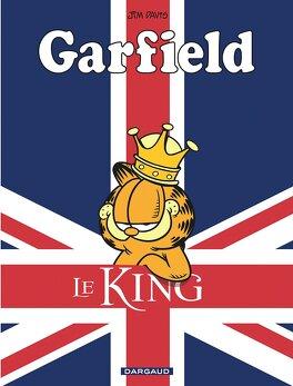 Couverture du livre : Garfield, tome 43 : Le King
