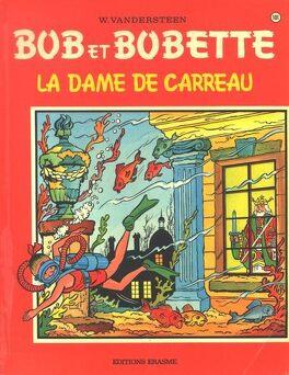 Couverture du livre : La dame de carreau