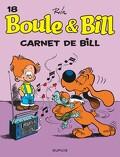 Boule & Bill, tome 18 : Carnet de Bill