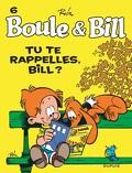 Boule & Bill, tome 6 : Tu te rappelles, Bill ?