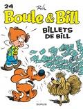 Boule & Bill, tome 24 : Billets de Bill