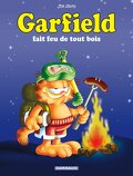 Garfield, tome 16 : Garfield fait feu de tout bois