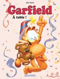 Garfield, tome 49 : À table !