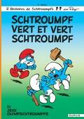 Les Schtroumpfs, Tome 9 : Schtroumpf vert et vert Schtroumpf
