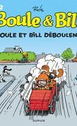 Boule & Bill, tome 2 : Boule et Bill déboulent