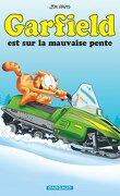 Garfield, tome 25 : Garfield est sur la mauvaise pente