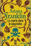 couverture La Morte dans le labyrinthe