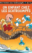 Les Schtroumpfs, Tome 25 : Un enfant chez les Schtroumpfs