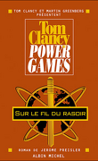 Power Games, Tome 6 : Sur le fil du rasoir