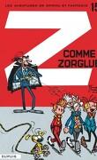 Spirou et Fantasio, Tome 15 : Z comme Zorglub