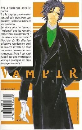 Couverture du livre : Vampir, tome 3