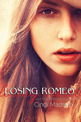 Couverture du livre : losing romeo