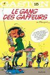 couverture Gaston, Tome 15 : Le Gang des gaffeurs
