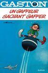 couverture Gaston, Tome 9 : Un gaffeur sachant gaffer