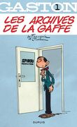 Gaston, Tome 1 : Les Archives de la gaffe
