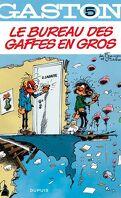 Gaston, Tome 5 : Le Bureau des gaffes en gros