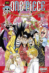 couverture One Piece, Tome 86 : Opération régicide