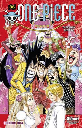 Couverture du livre : One Piece, Tome 86 : Opération régicide